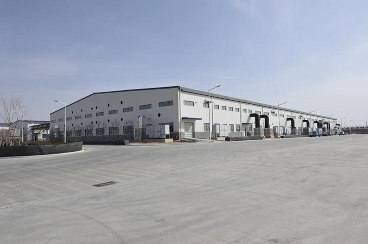 富士康工业厂房