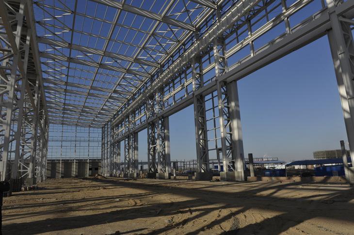神华设备维修中心改扩建工程